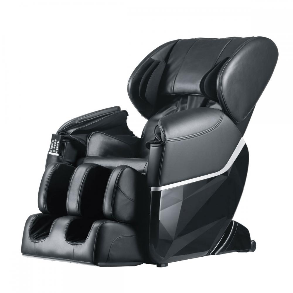 Merveilleux Full Body Shiatsu Massage Chair Foot Zero Gravity With Heat EC77