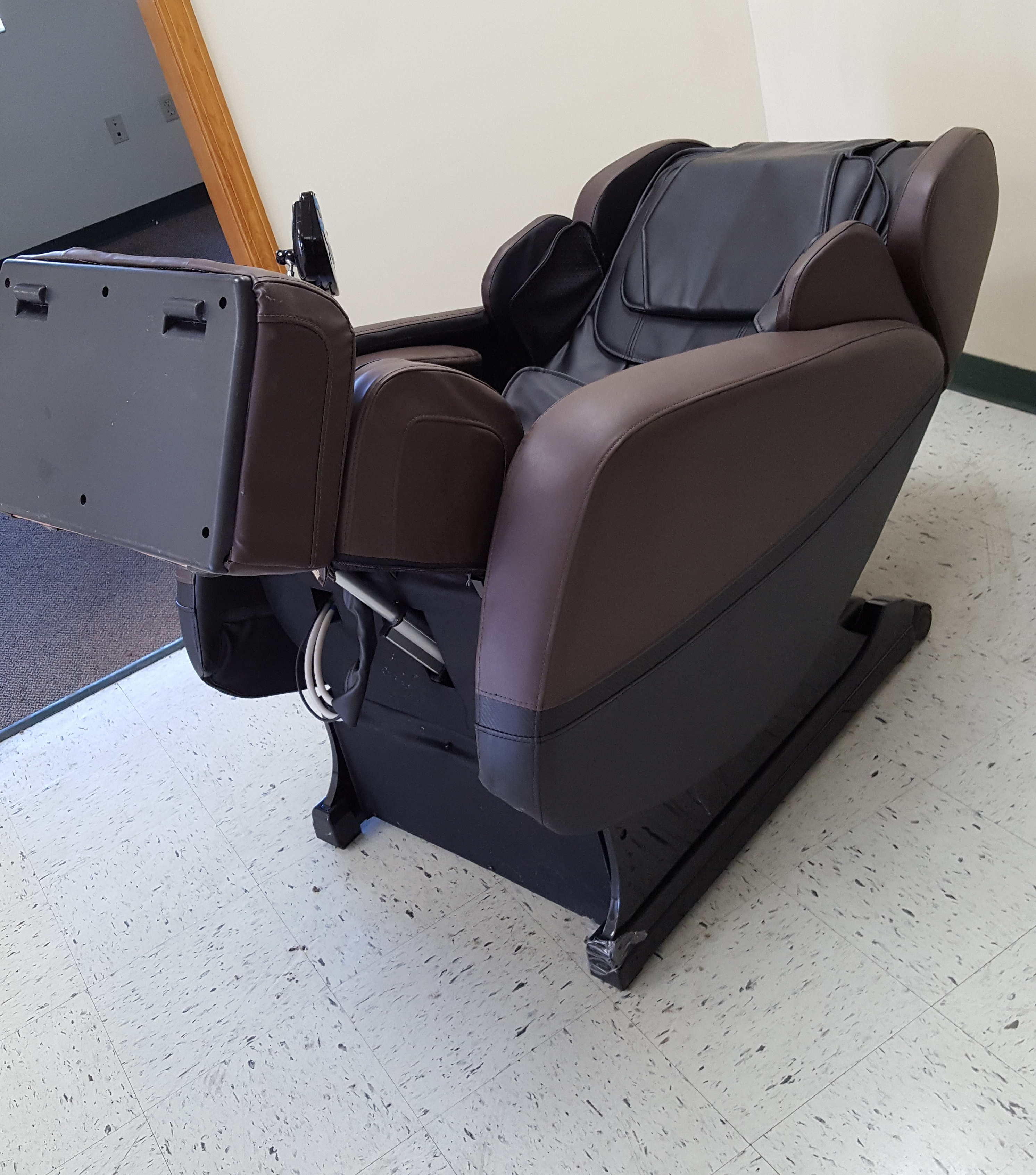 body full gravity chair with massage heat foot product zero shiatsu