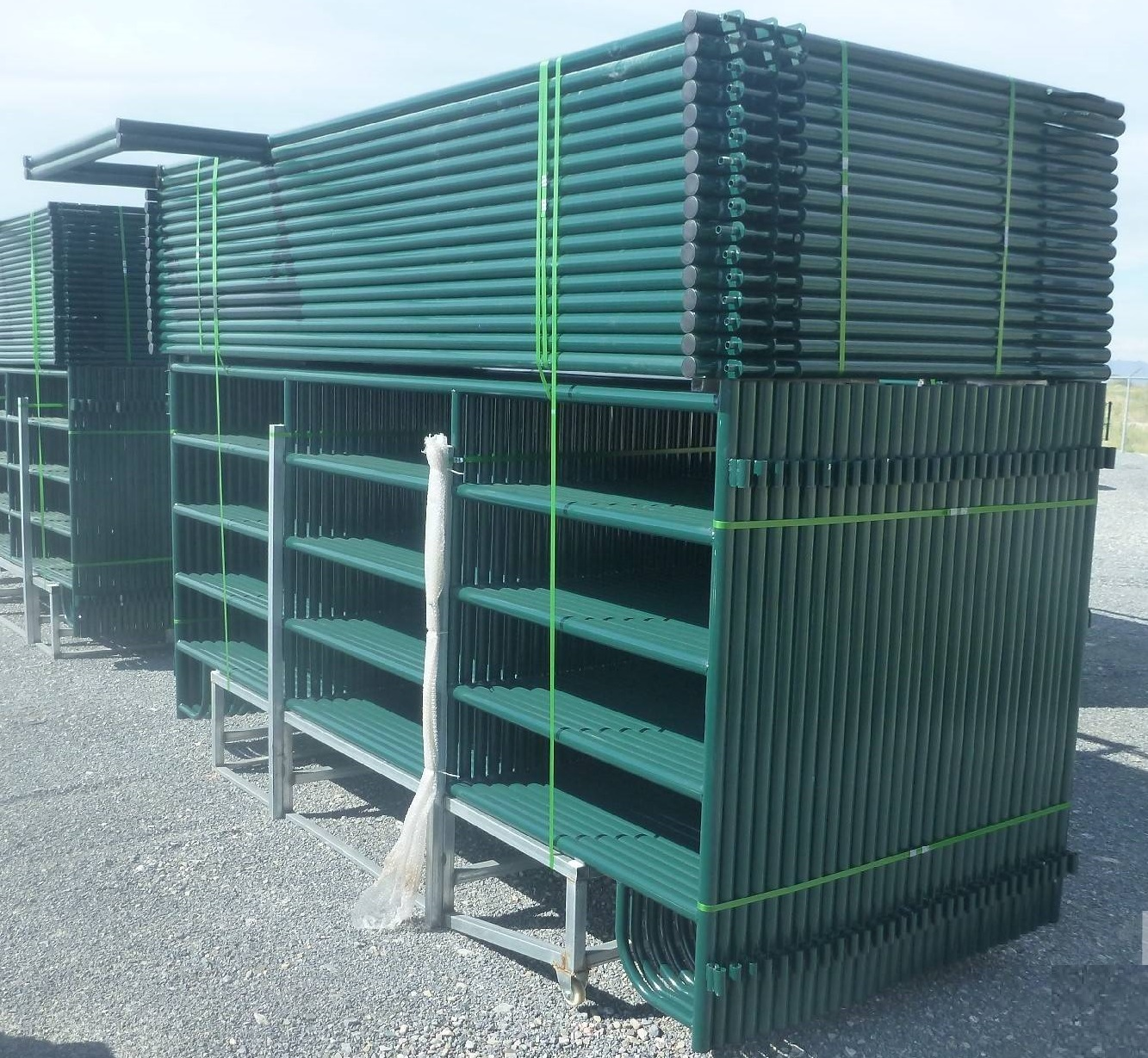 10 Ft Amp 12 Ft Steel Corral Fence Panels Uncle Wiener S