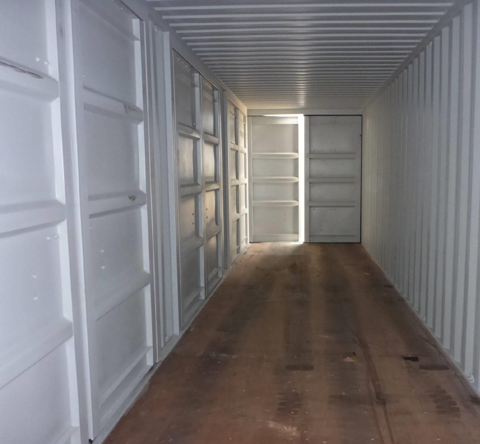 One Trip Multi Door 40 Ft High Cube Multi Door Sea