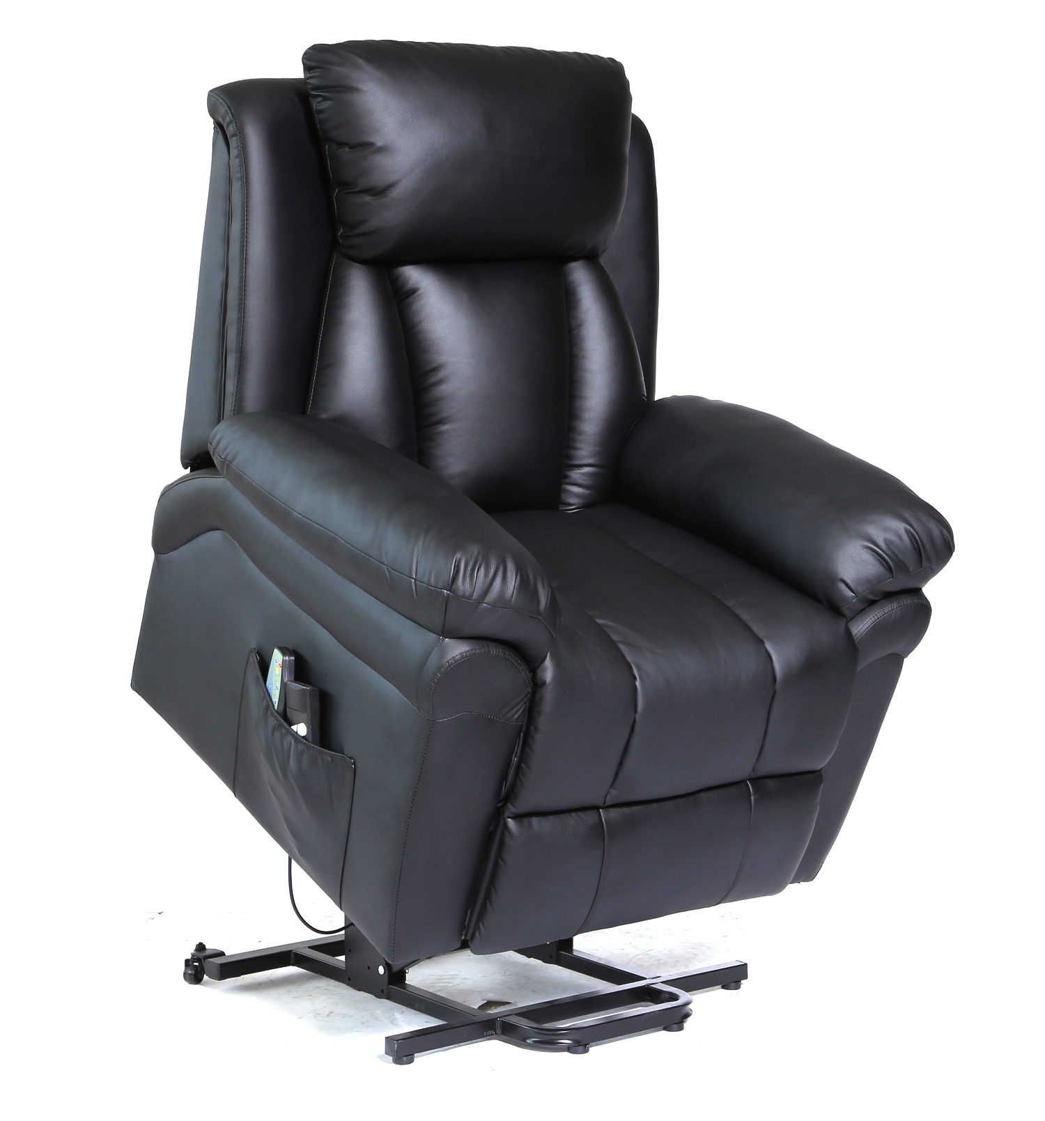 Power Lift Recliner Massage Chair Heated With Massage