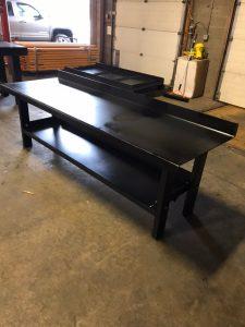 Surprising Heavy Duty Welding Table Work Benches 30X60 30X90 30X96 30X120 40X90 Customarchery Wood Chair Design Ideas Customarcherynet