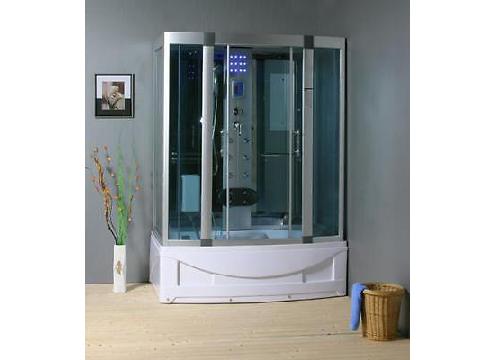 WHIRLPOOL TUB JACUZZI STEAM SHOWER BATH LED MULTI FUNCTION GT0520