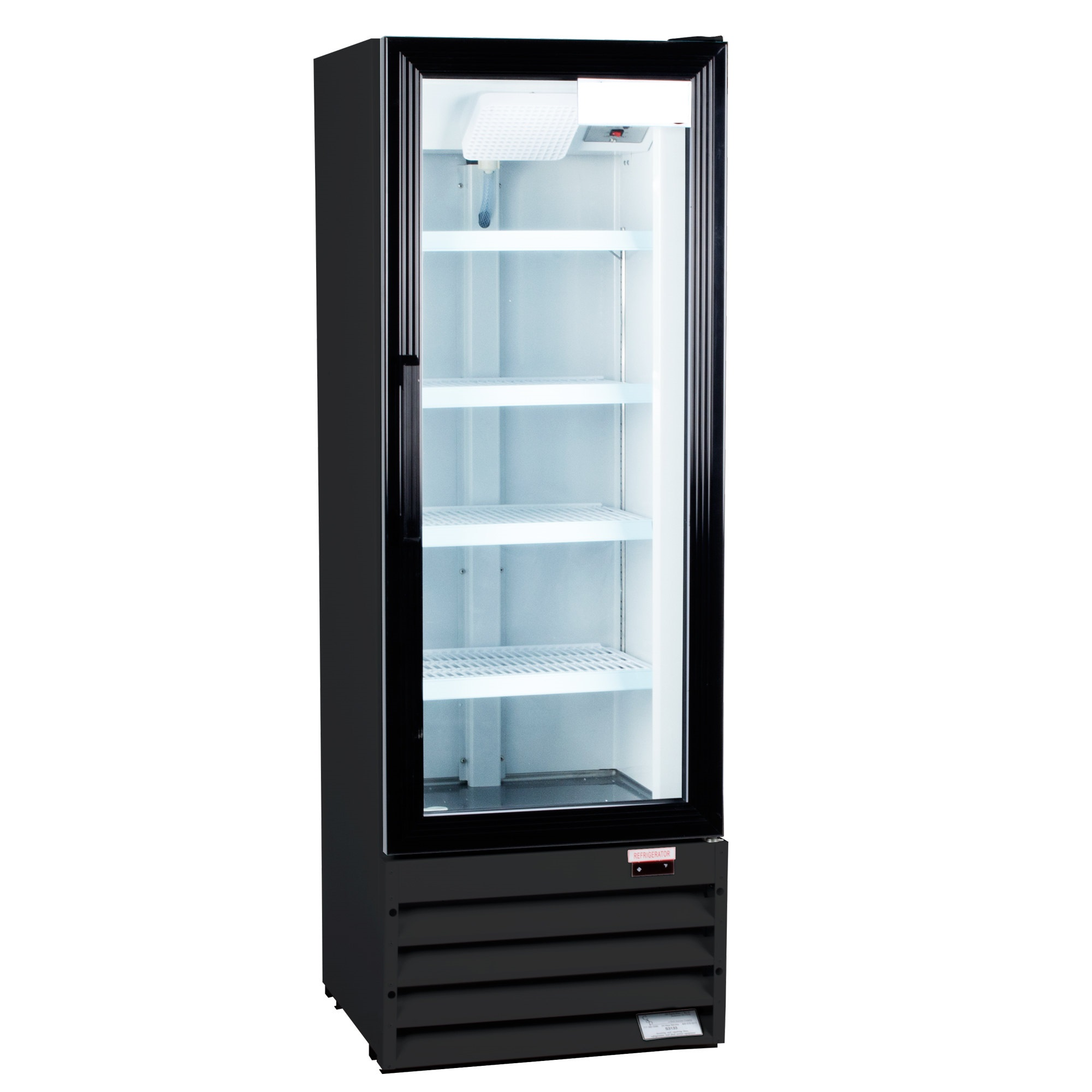 Merchandise fridge black g258bmf uncle wiener 39 s wholesale for 1 door chiller