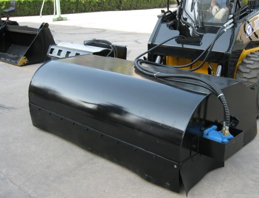 Skid Steer Hydraulic Sweeper 72 In Uncle Wiener S Wholesale