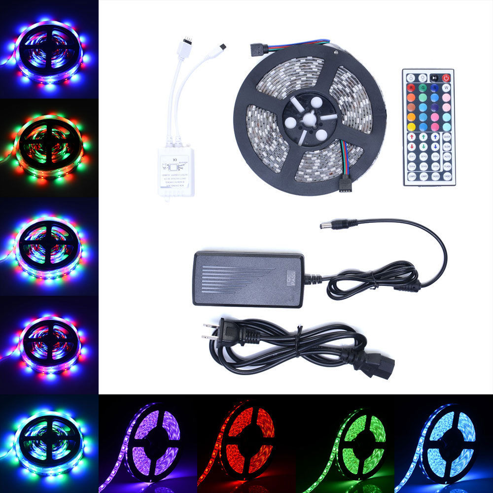 Rgb strip lighting 164 ft soft white strip lighting 33 ft rgb strip lighting mozeypictures Choice Image