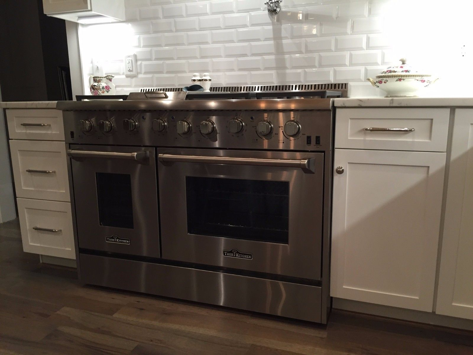 kenmore wid qlt cooking prod gas convection stainless ft steel range hei w kitchen elite p cu oven double