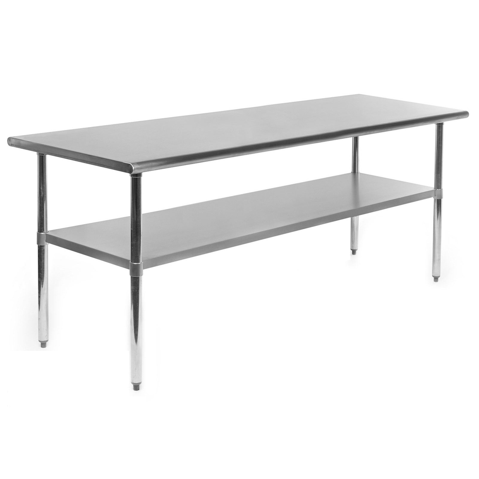 NEW STAINLESS STEEL TABLES FT FT FT FOOD RESTAURANT MEAT - 4 foot stainless steel table
