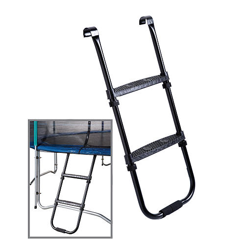 Jumpking Trampoline Ladder Instructions: NEW HEAVY DUTY TRAMPOLINE 14 FT WITH LADDER & SAFETY NET