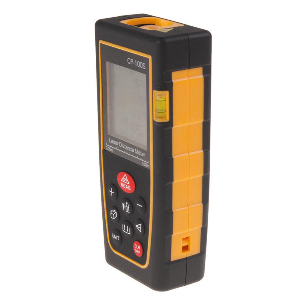 New 328 ft lcd laser distance meter range finder dlm uncle wiener 39 s wholesale - Laser mesure distance ...