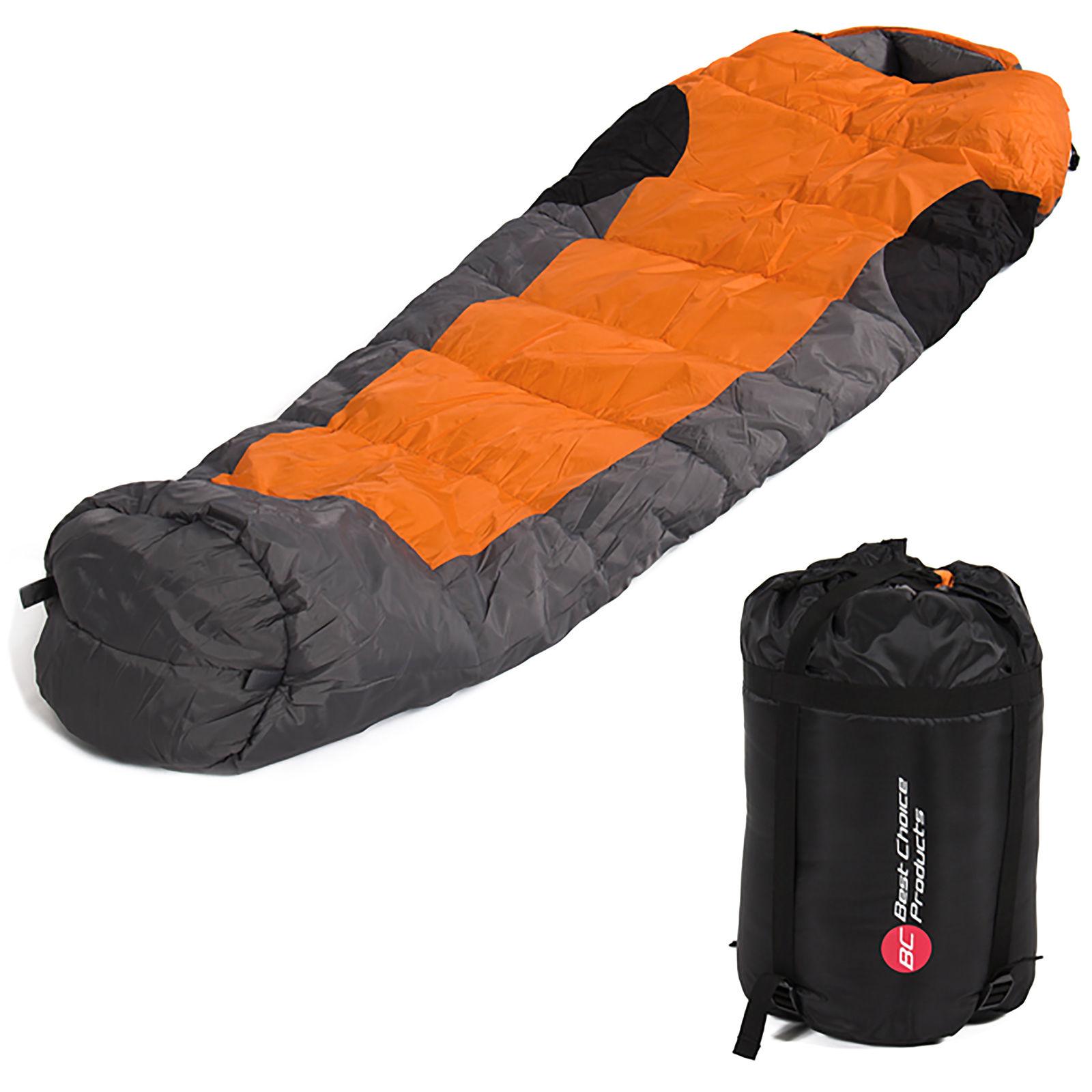 New Mummy Sleeping Bag 15c Camping