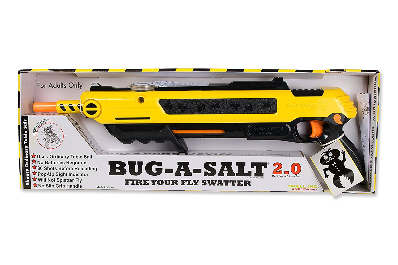 NEW SALT SHOOTING BUG FLY KILLER GUN FLYGUN - Uncle Wiener's Wholesale