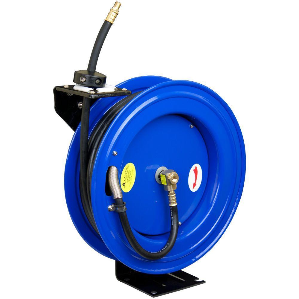 1 2 Quot Air Hose Reel Auto Rewind Air Compressor Hose Reeler