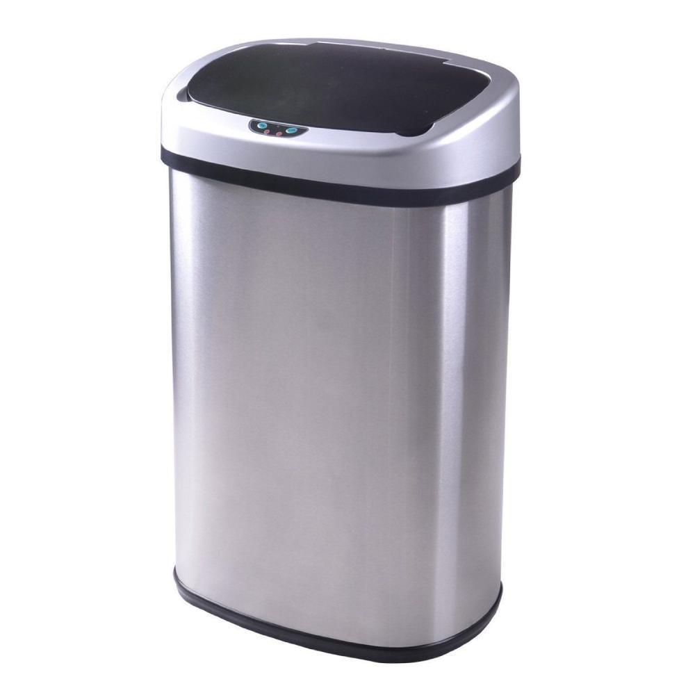 Home And Furniture Terrific Hailo Trash Can At 6402 97 Big 16 Gallon