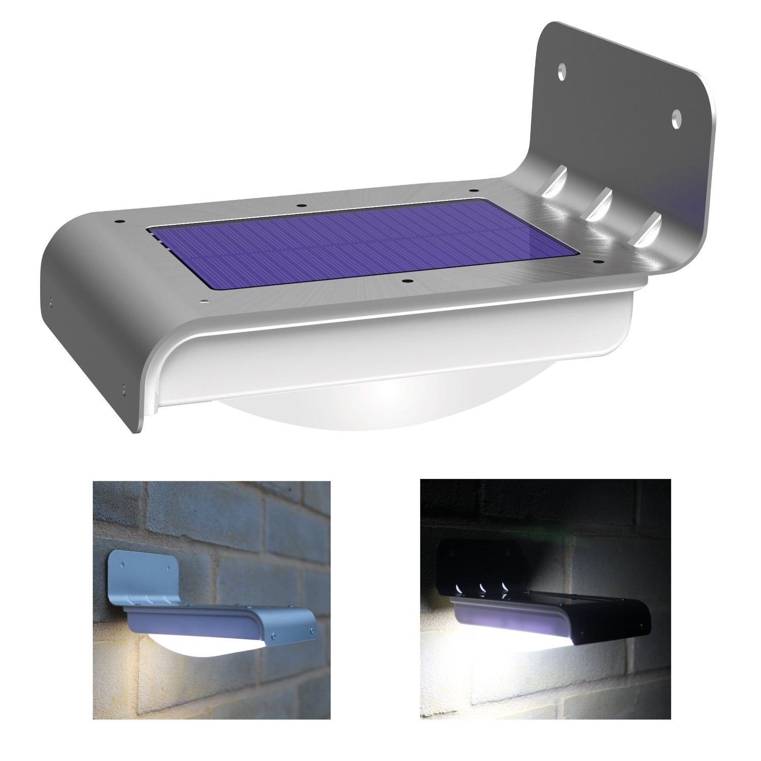 most solar the market motion lumen htm sensor lighting powerful pir intelligent in with light security flood guardian