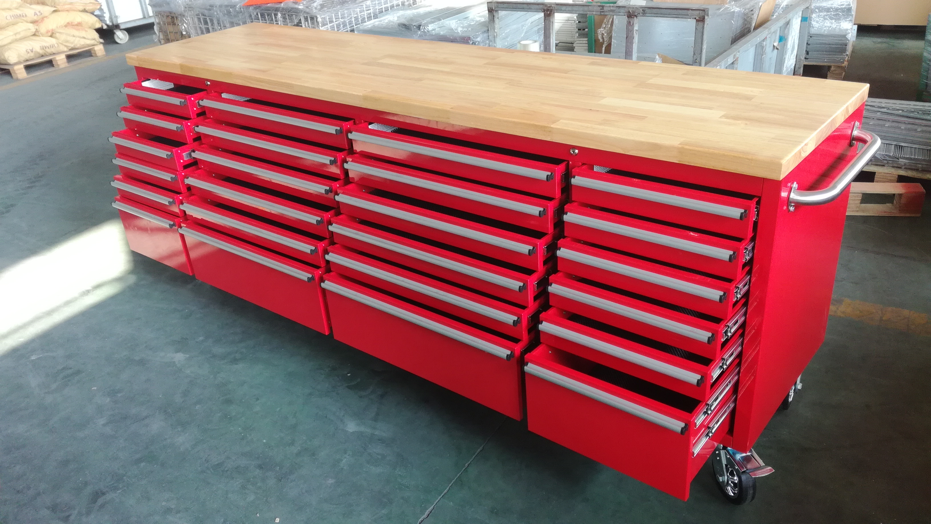 New Fatboy 174 24 Drawer Tool Bench 24 Quot Width Tool Box