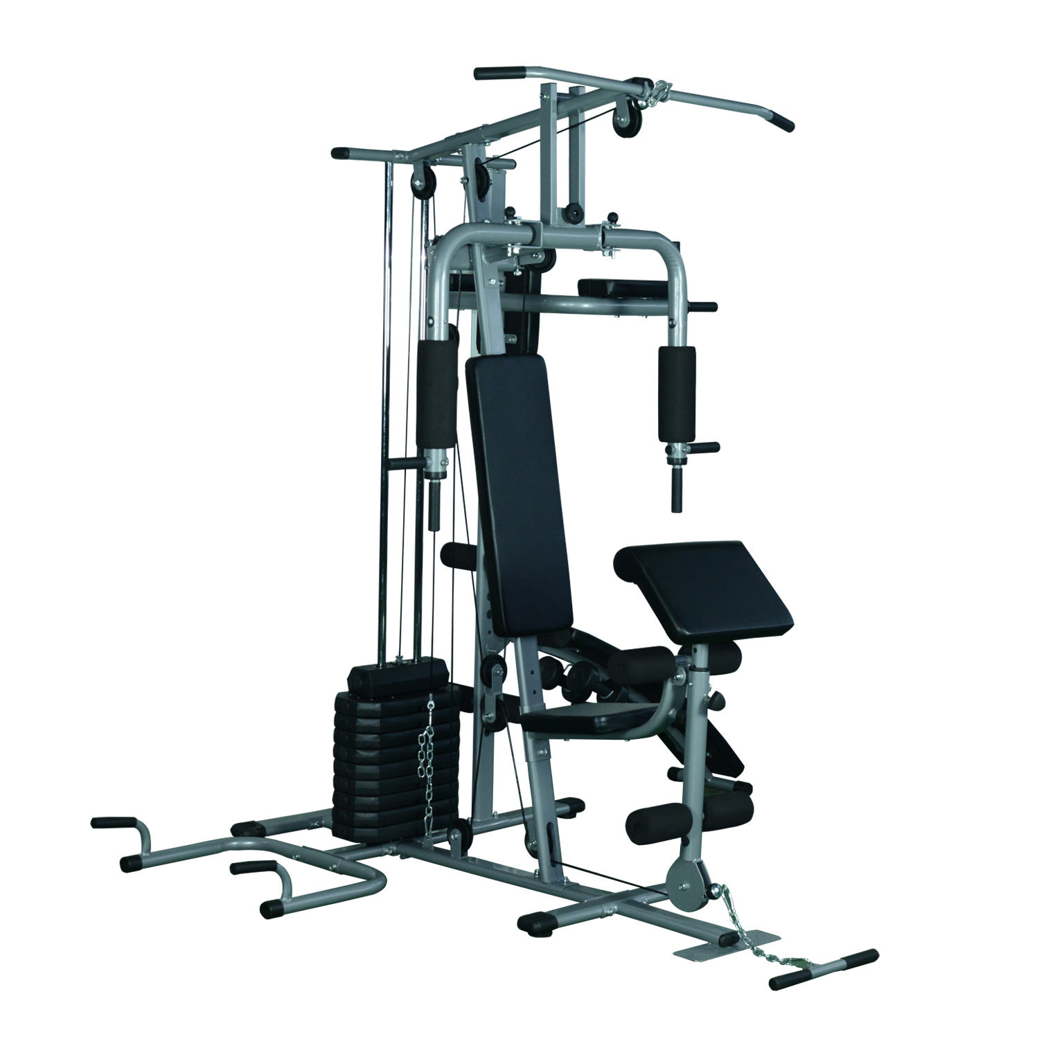 Fitness Equipment Home Gym: NEW HOME GYM DELUXE FITNESS EXERCISE MACHINE WEIGHT