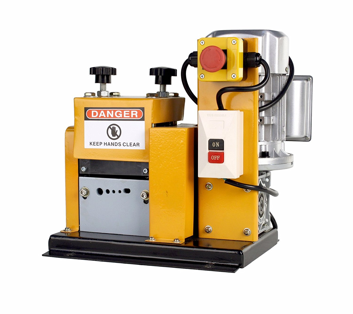 NEW CABLE & WIRE STRIPPING STRIPPER MACHINES COPPER RECYCLING ...