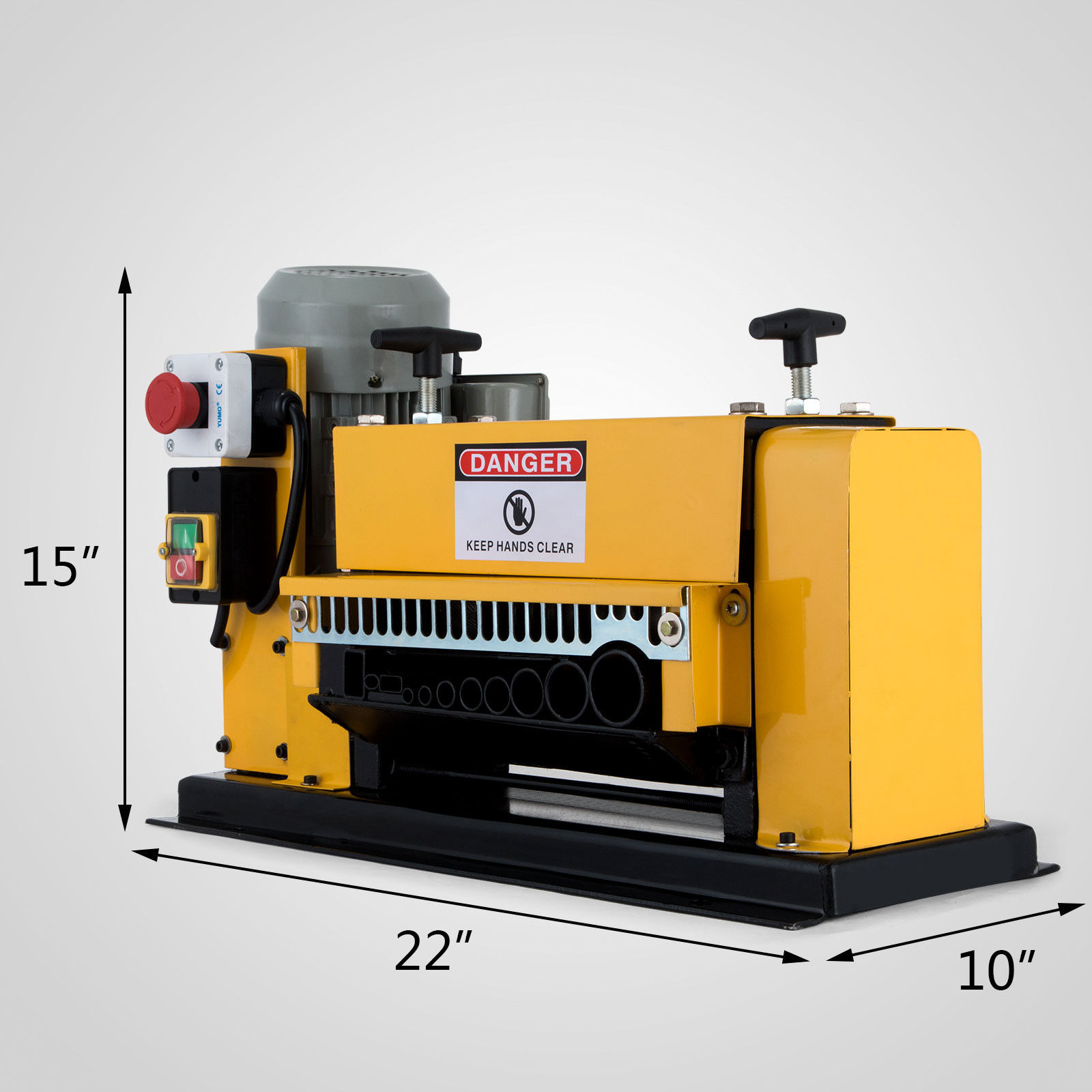 NEW CABLE & WIRE STRIPPING STRIPPER MACHINES COPPER RECYCLING