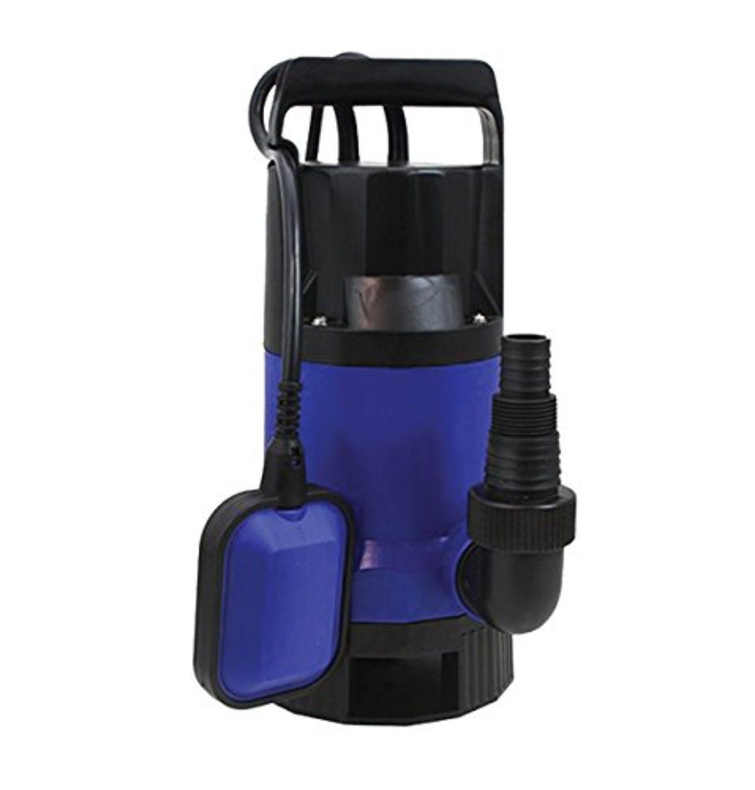 NEW 1/2 HP SUMP PUMP 2000 GPH DIRTY WATER 400E
