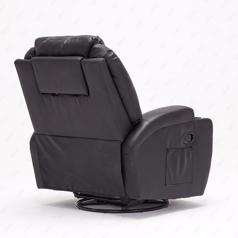 10 In 1 Massage Recliner Swivel Chair Amp Power Lift