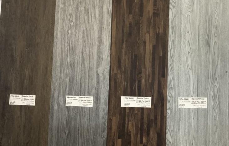 New Lvp Luxury Vinyl Plank Flooring Huge Sale Uncle