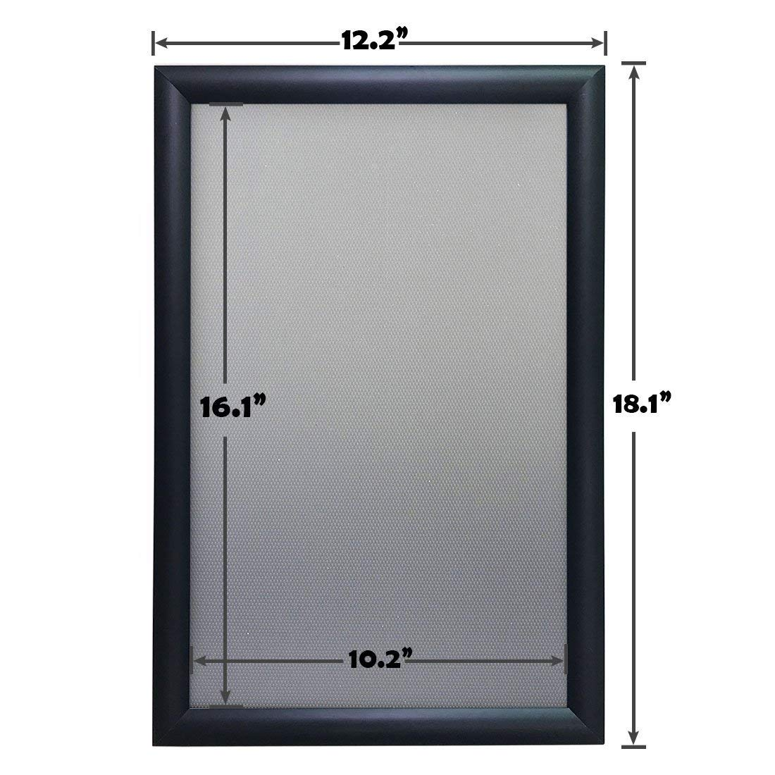 New Metal Snap Frame Poster Stands Amp Poster Frames Wall