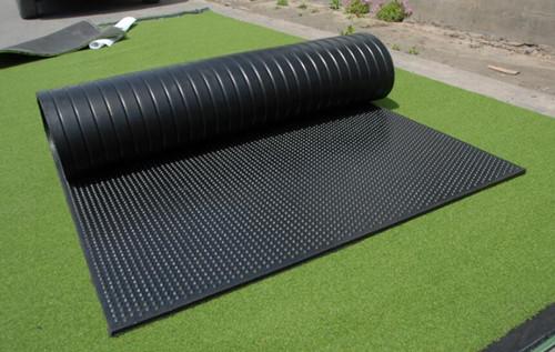New 4x6 Ft Rubber Flooring Horse Mat Interlocking Shop