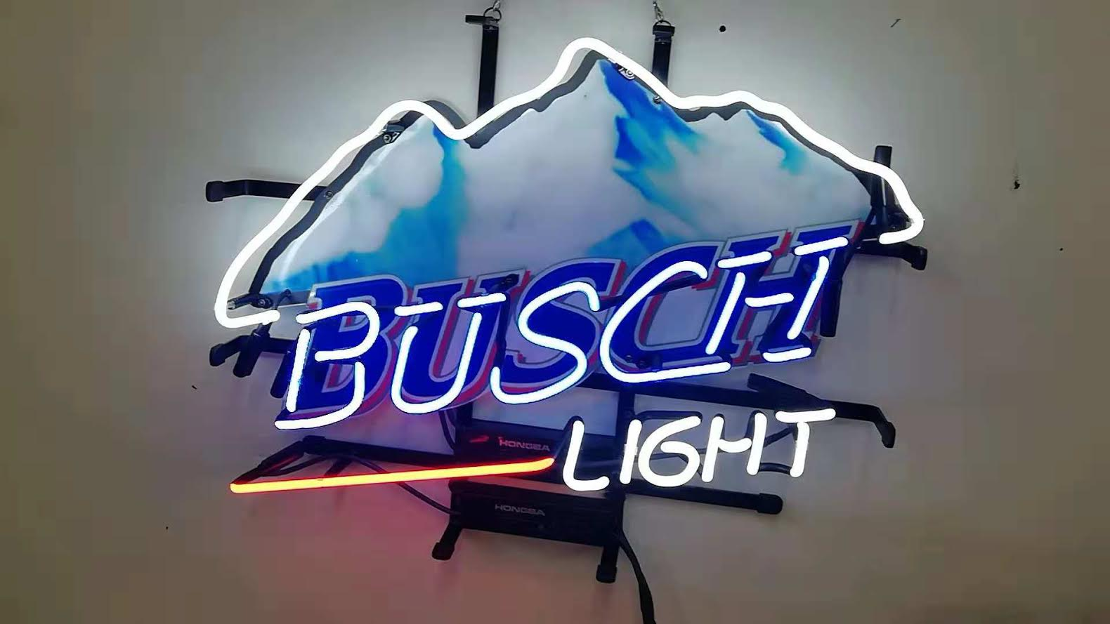 NEW 30 IN NEON SIGNS MAN CAVE ADVERTISING SIGN - Uncle