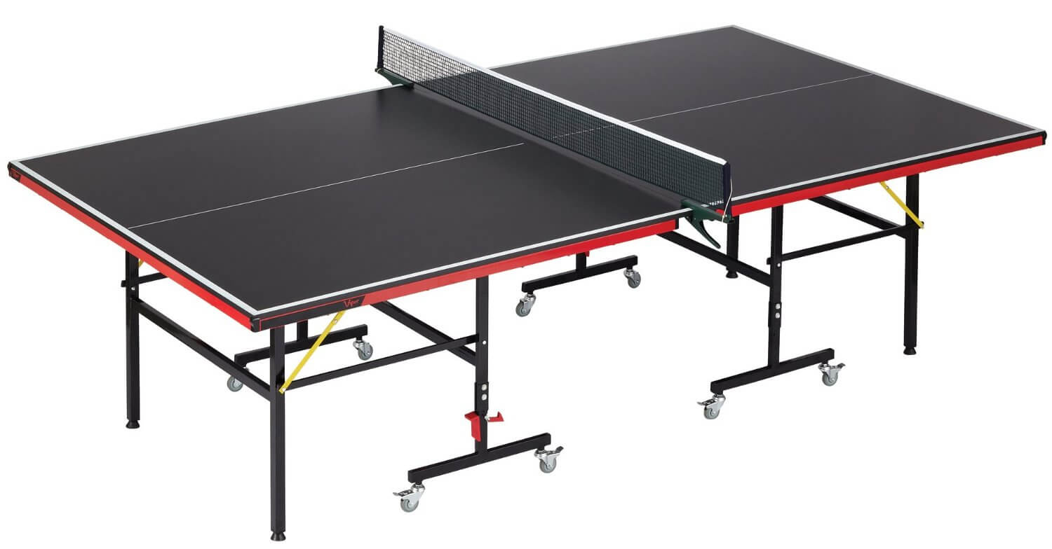 - NEW FOLDING TABLE TENNIS TABLE BOARD PING PONG TABLE KBL08T