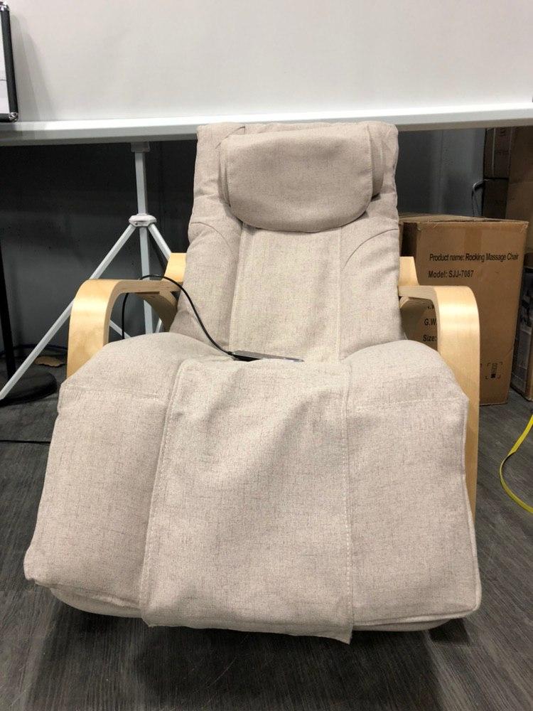 New Comfort Waves Massage Easy Rocking Chair Amp Heat Df7000