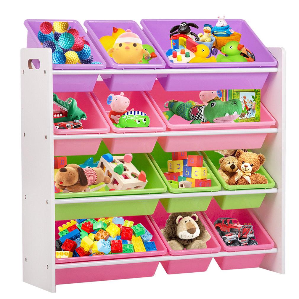 2019 New Wardrobe Kids Organizer Bins Box For Toys: NEW KIDS TOY ORGANIZER CLOSET ORGANIZER BOYS & GIRLS