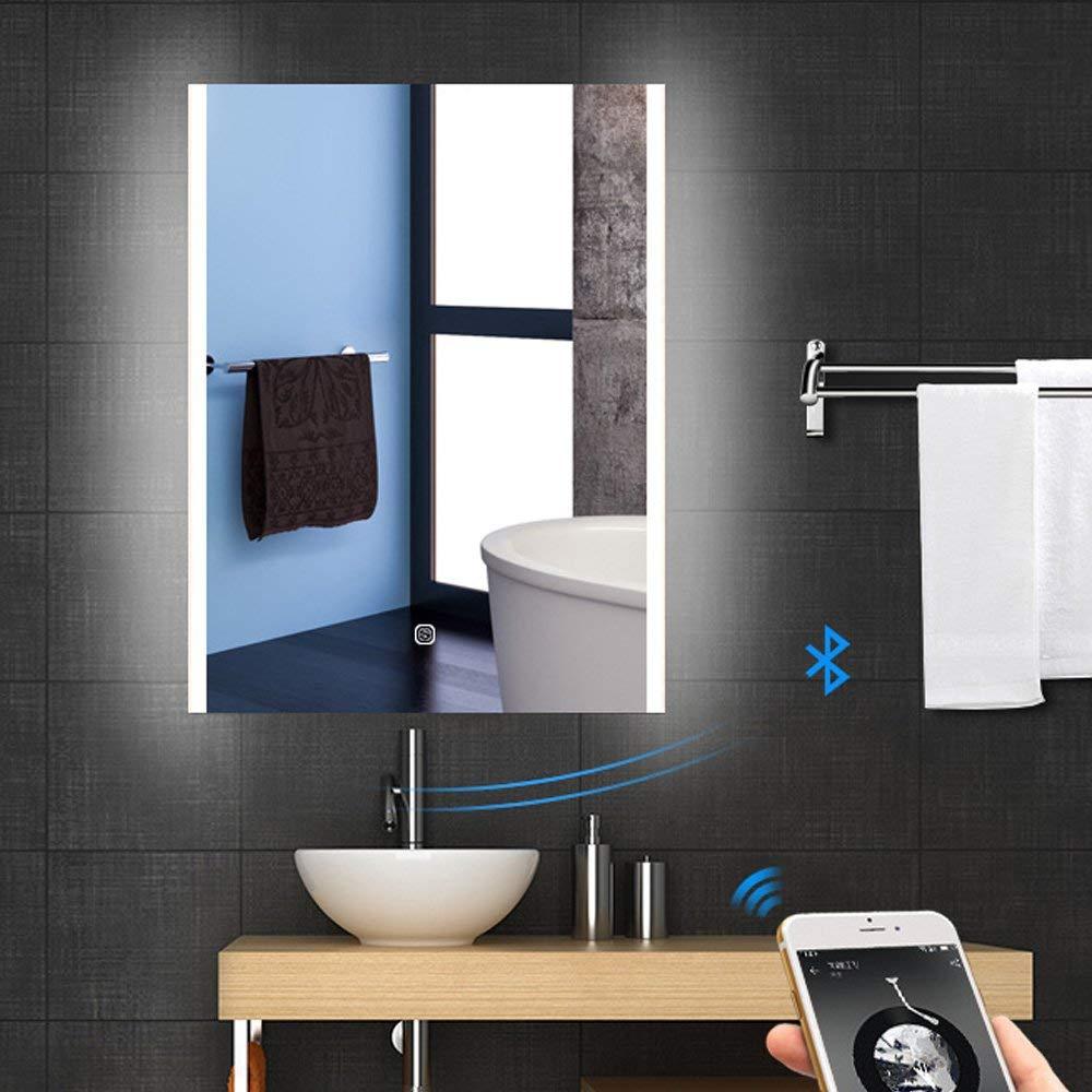 New Bluetooth Smart Mirror Music Defogger Bathroom Mirror