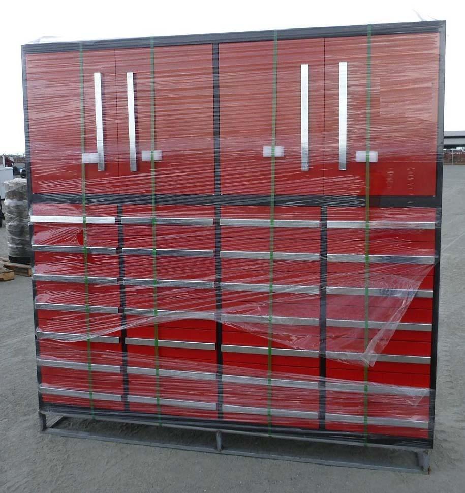 New Heavy Duty Steel Tool Work Cabinets 16 20 Amp 32
