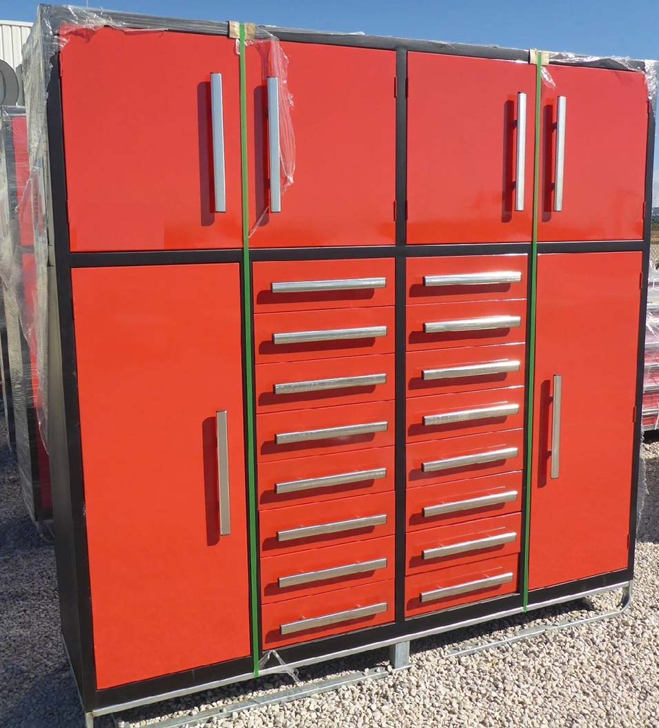 Heavy Duty Steel Tool Work Cabinets 16 20 Amp 32 Drawer