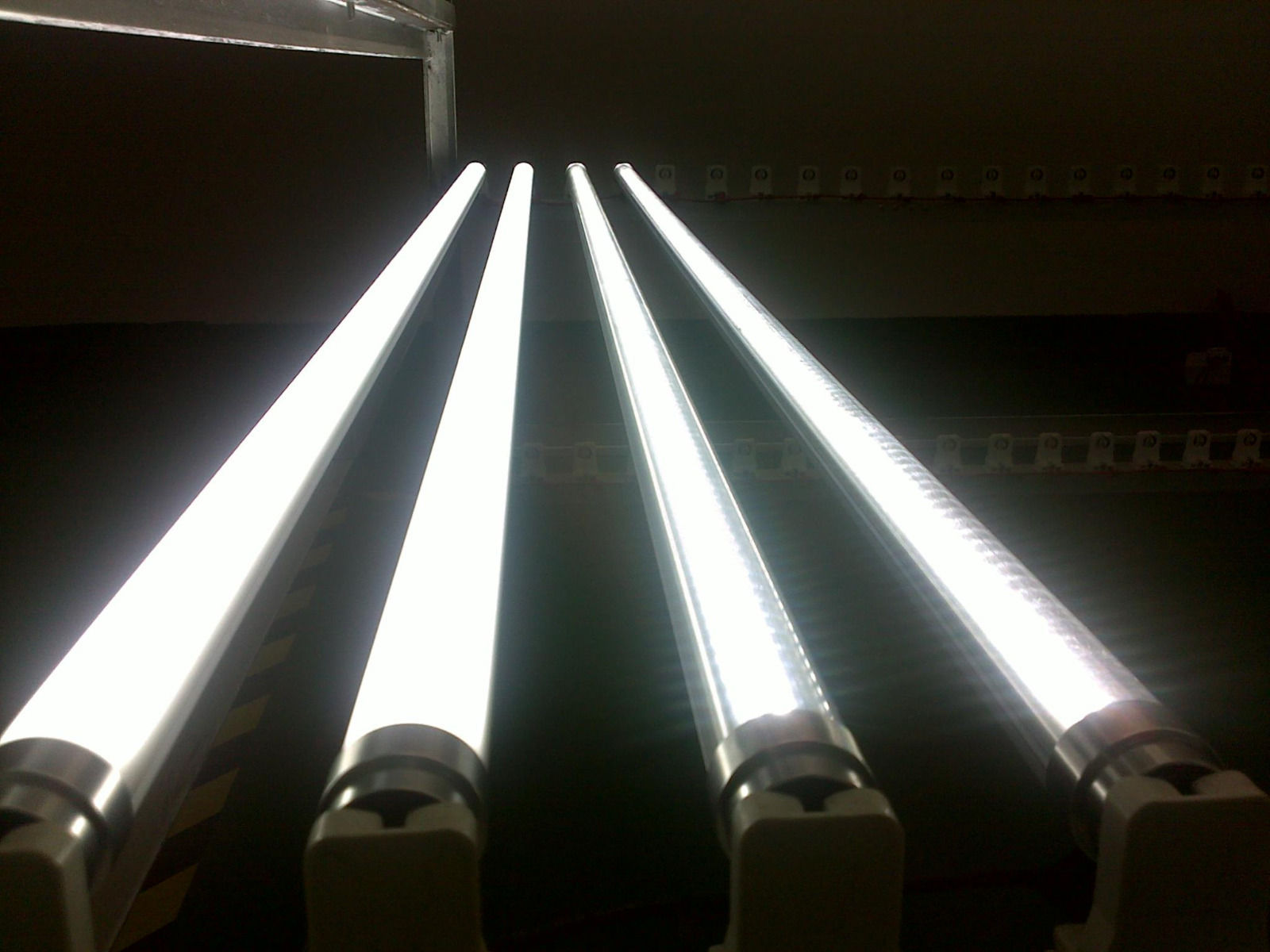 4 Ft 8 Ft Electronic Ballast T8 Tube Lighting