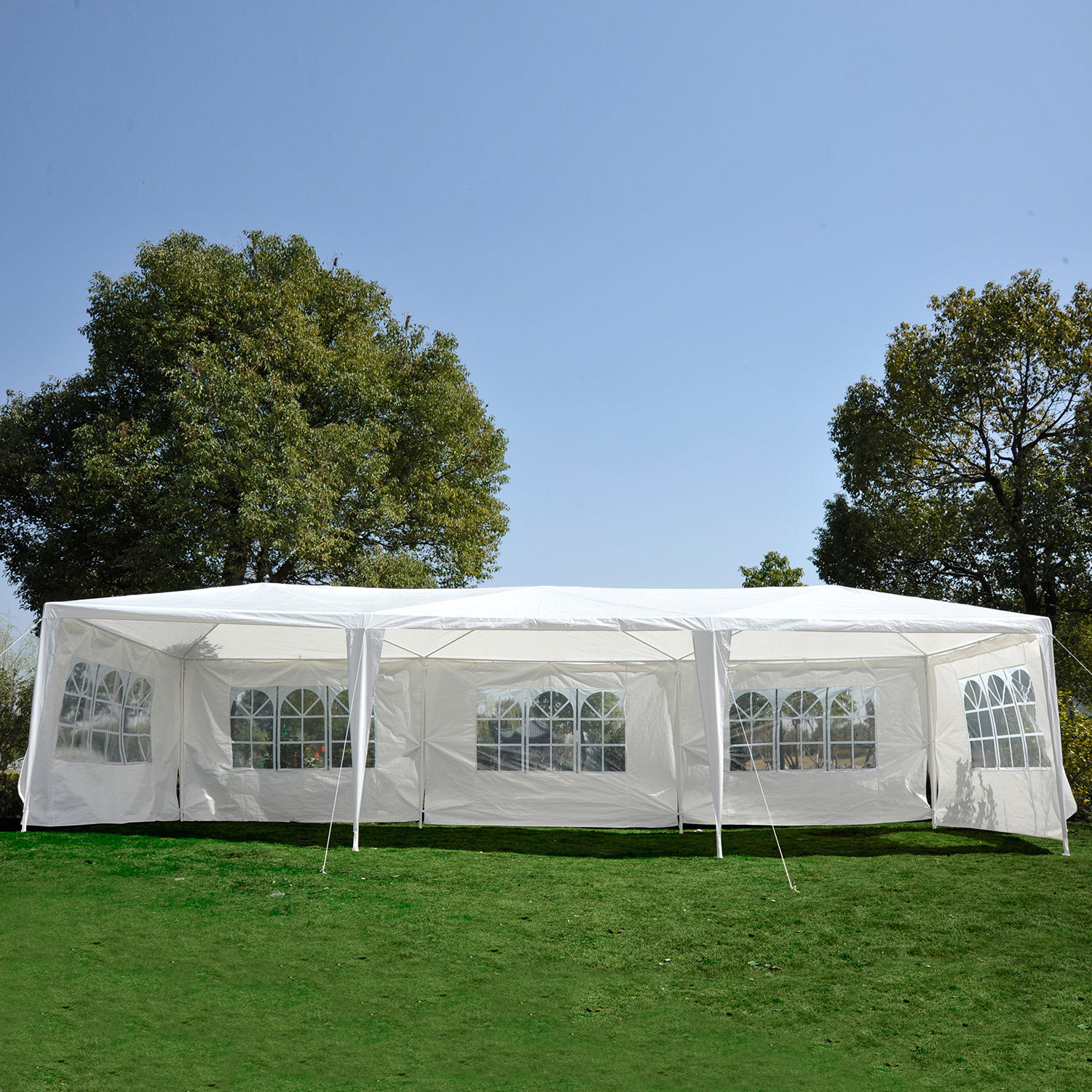 10 X 30 Gazebo Canopy Party Tent Wedding Tent W 5