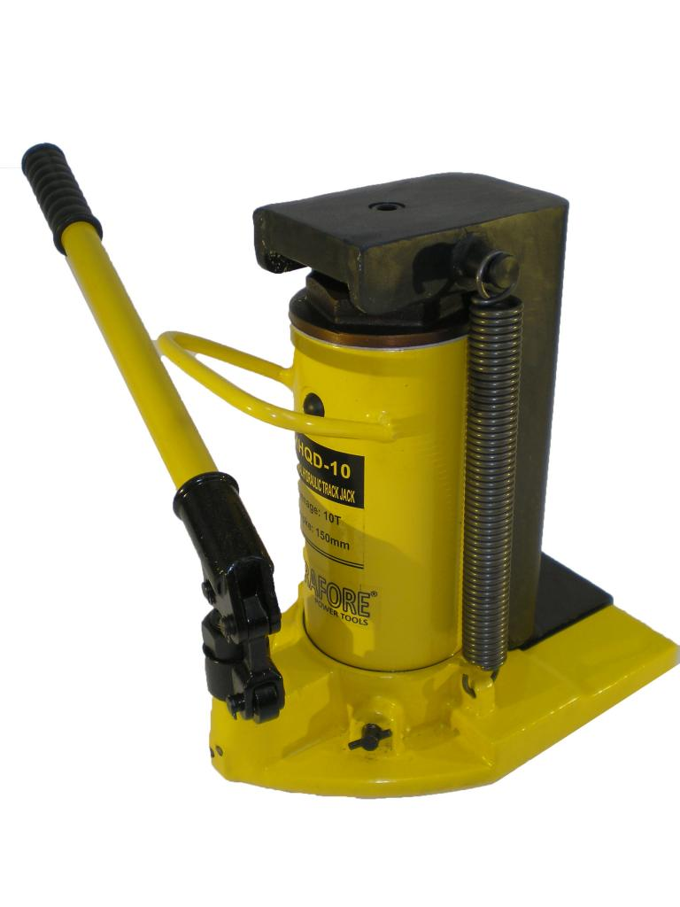 NEW 10 TON HYDRAULIC TOW RAM JACK QD10 - Uncle Wiener's