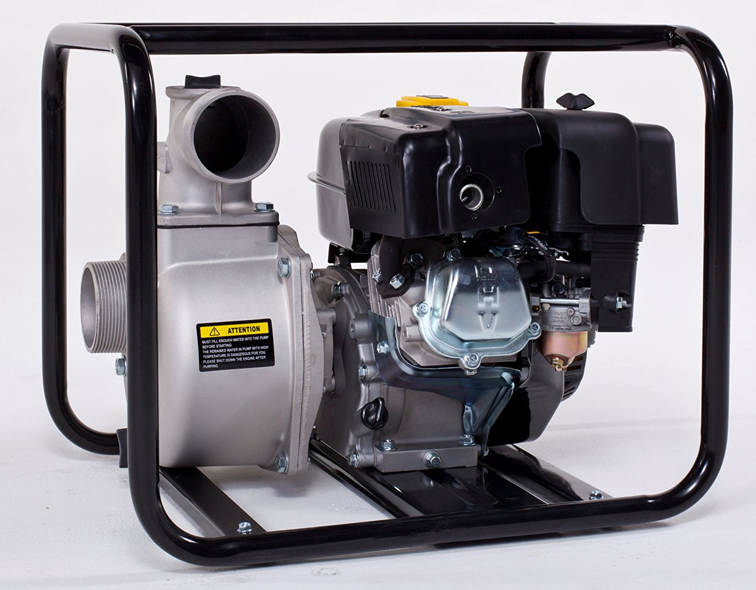 Certified Auto Sales >> 3 IN 6.5HP LIFAN HIGH FLOW GAS WATER PUMP W/ DISCHARGE ...
