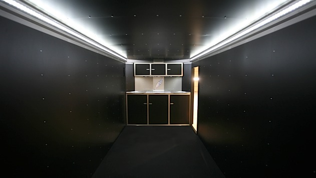 LED Lighting on the Inside of Cabinets