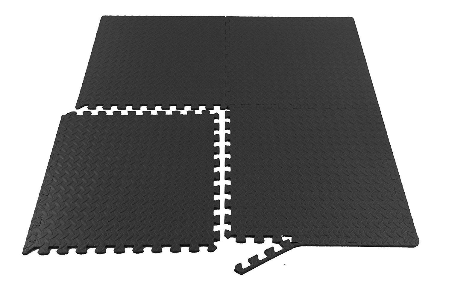 New 24x24 In Eva Foam Work Gym Mats Exercise Mat Evafm