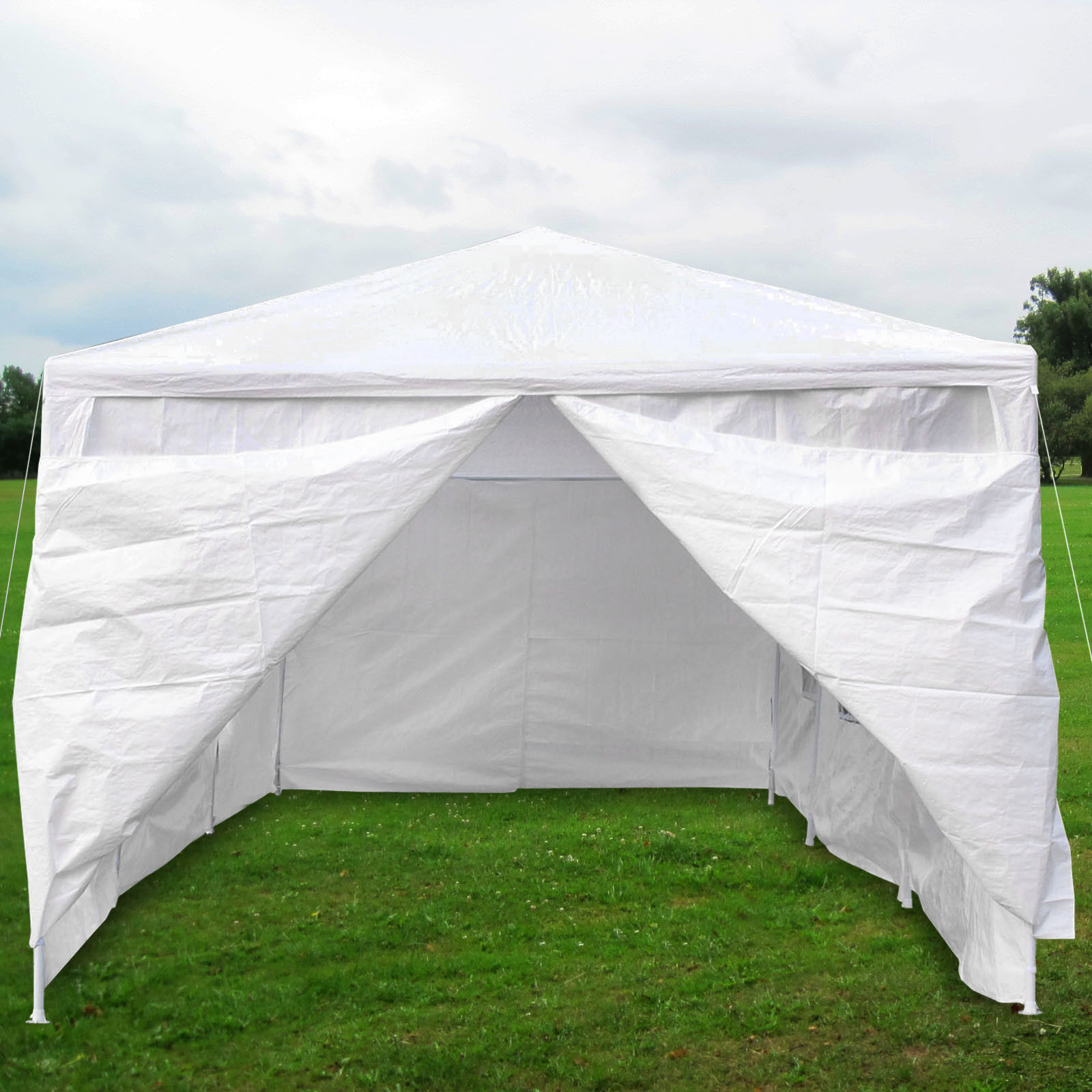 New 10x30 Ft Party Tent Amp 7 Window Side Panels 1030pt