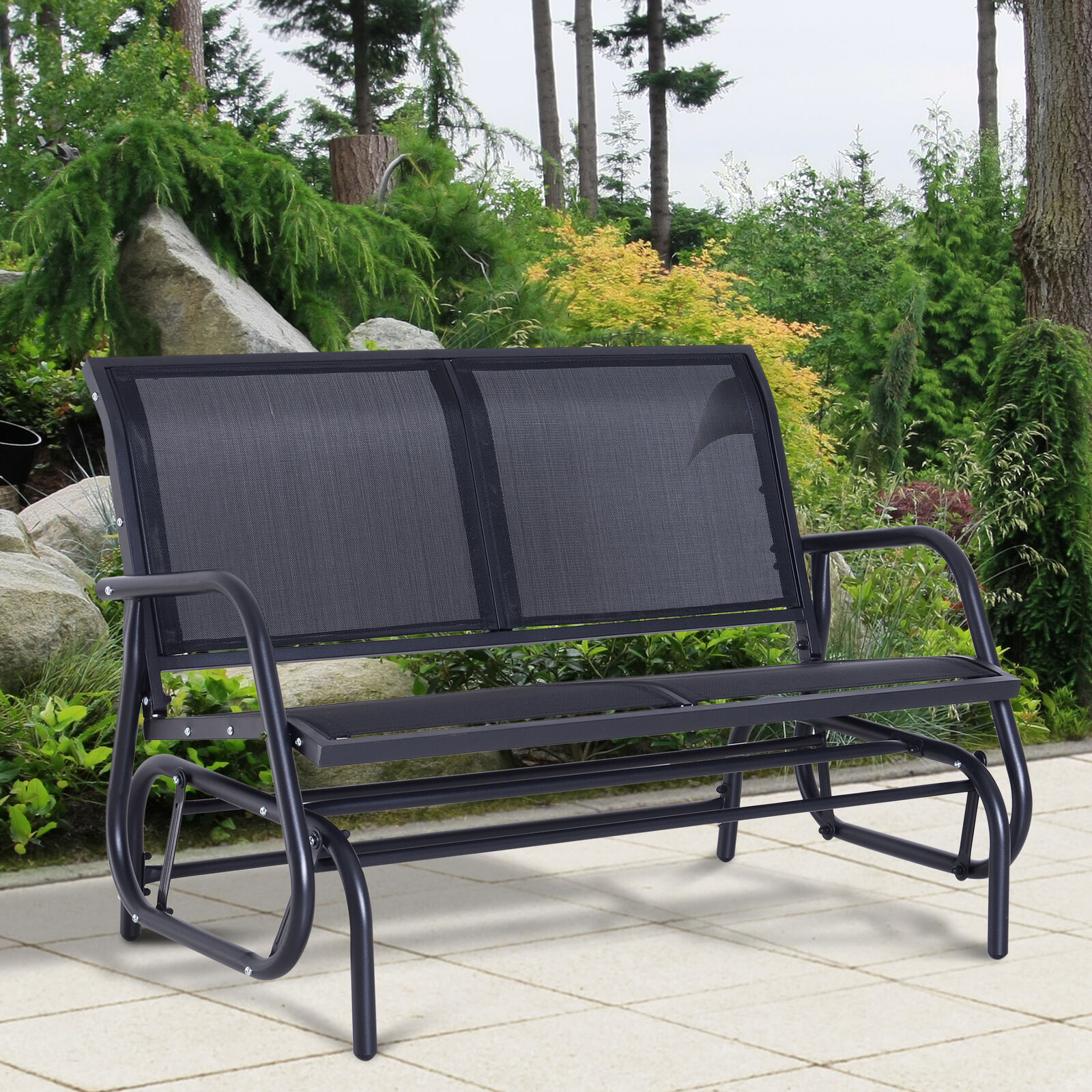 Front Porch Bench Seat
